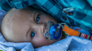 WEEKLY PHOTO CHALLENGE: The Blue Eyes Contrasts II